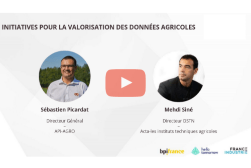 Rencontre Agriculture Bpifrance